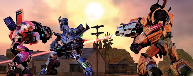 Jagex to pull the plug on Transformers Universe