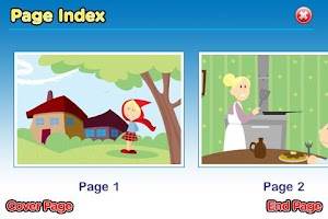 Screenshot of SChimes Little Red Riding Hood