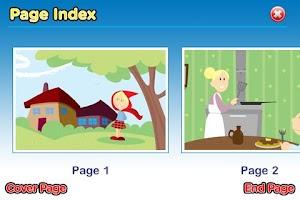 Screenshot of SChimes Little Red Riding Hood