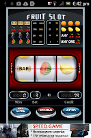 Screenshot of Fruit Slot Machine