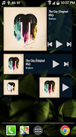 Screenshot of Cloudskipper Music Player