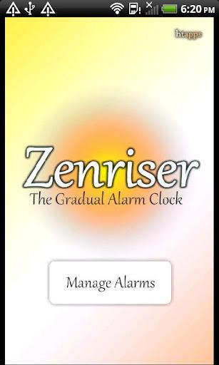 Zenriser - Gradual Alarm Clock
