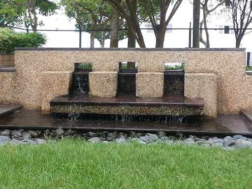 SIA CCB Water Feature