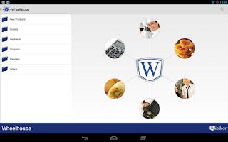 Screenshot of Windsor Wheelhouse