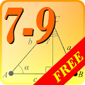 Free Download Geometry 7-9. Cheat sheet. APK for Blackberry
