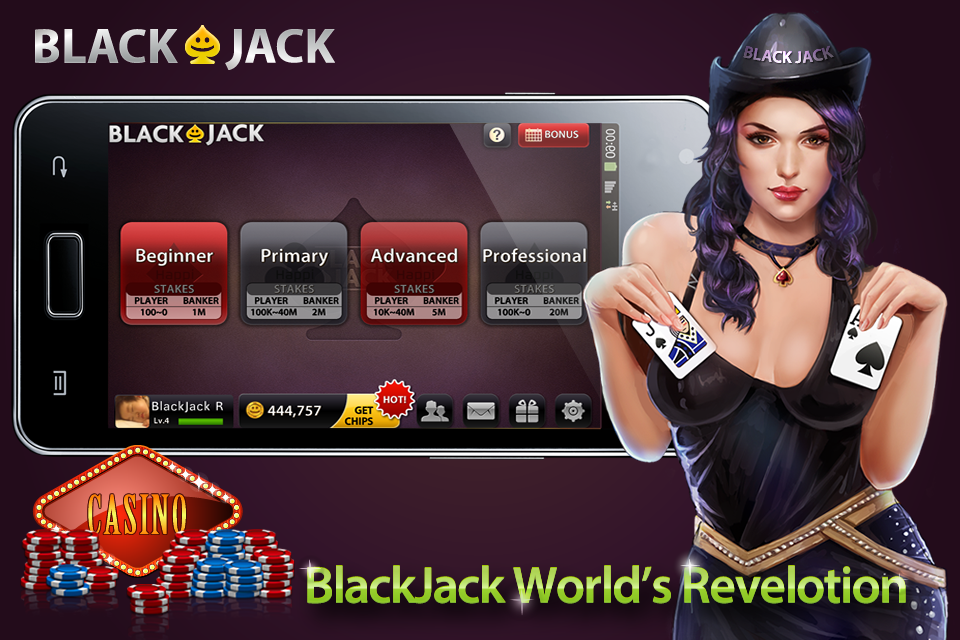 BlackJack 21— Free live Casino Screenshot 6