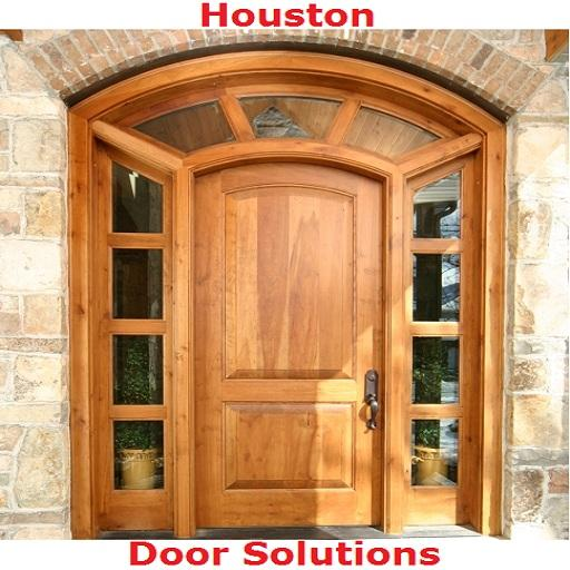 Houston Door Solutions LOGO-APP點子