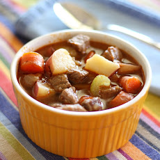 Hearty Mexican Beef and Vegetable Stew