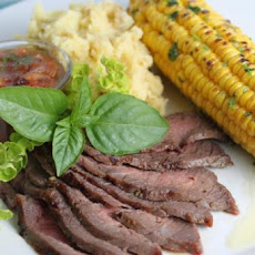 Delicious Grilled London Broil
