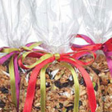 Berry Christmas Granola