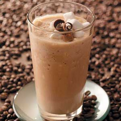 Cappuccino Smoothies Recipe