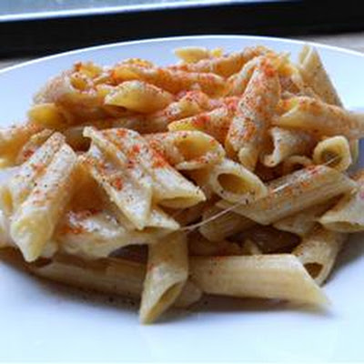 Bobbe's Super Cheesy Pasta
