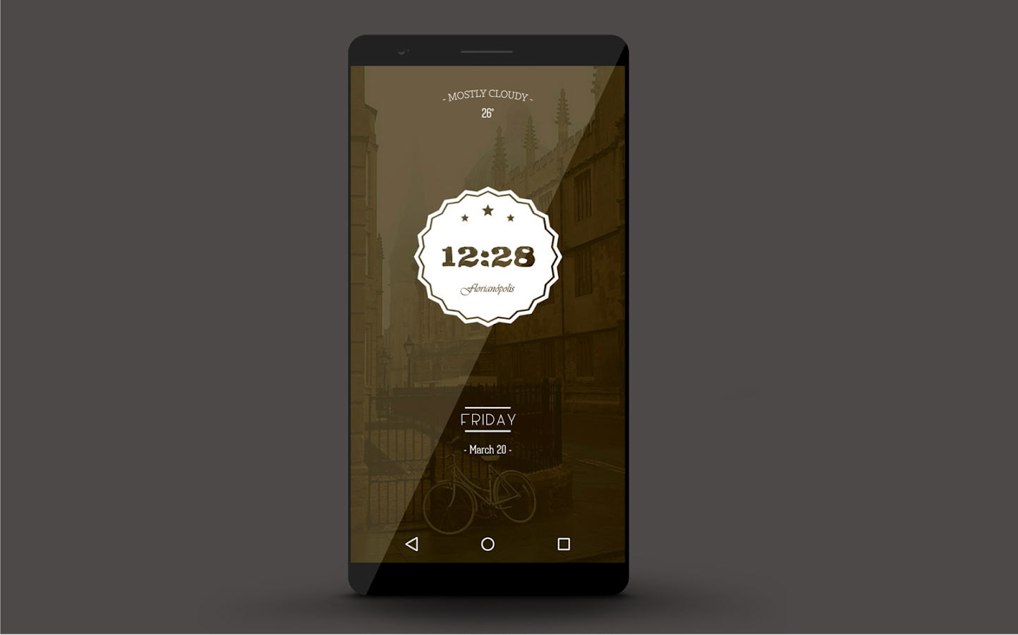 Royal Vintage Zooper Theme Screenshot 5