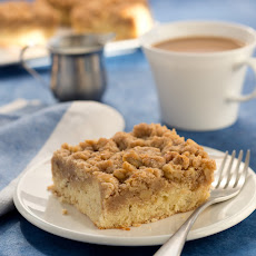 Banana Walnut Coffeecake