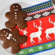 Candied Gingerbread Men