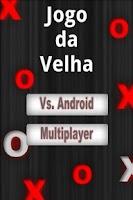 Screenshot of Jogo da Velha