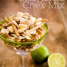 Homemade Margarita Chex Mix