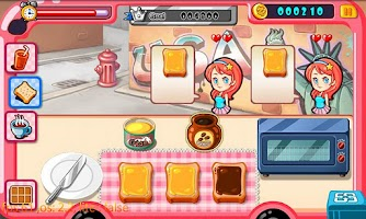 Screenshot of Tea Bar Dash  LITE