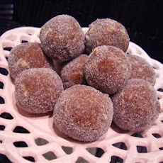 Chocolate Orange Balls