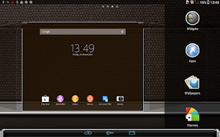 Screenshot of XPERIA™ Theme  Fresh Car Smell