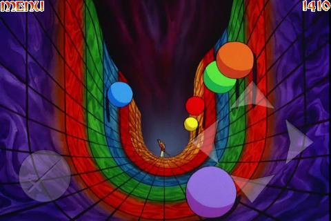Dragons Lair - screenshot