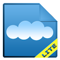 Clouds live wallpaper lite icon