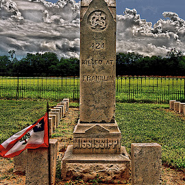 Battle of Franklin, TN Memorial by Bob Buurman - News & Events US Events