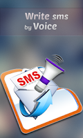 Screenshot of Write SMS by Voice