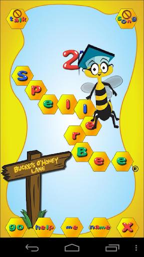 Spelling Grade 2 - SpellerBee