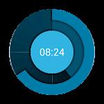 Holo Clock Widget 1.2