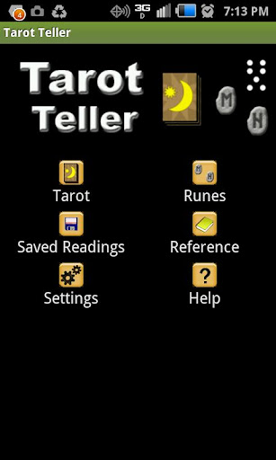 Tarot Teller