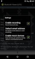 Screenshot of Bluetooth Viewer LITE