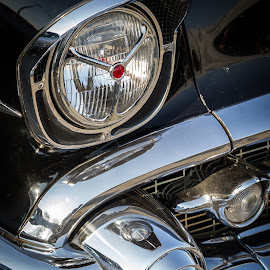 Chervrolet by Arti Fakts - Transportation Automobiles ( car, corvette, headlights, chevrolet, automobile, chrome, artifakts )