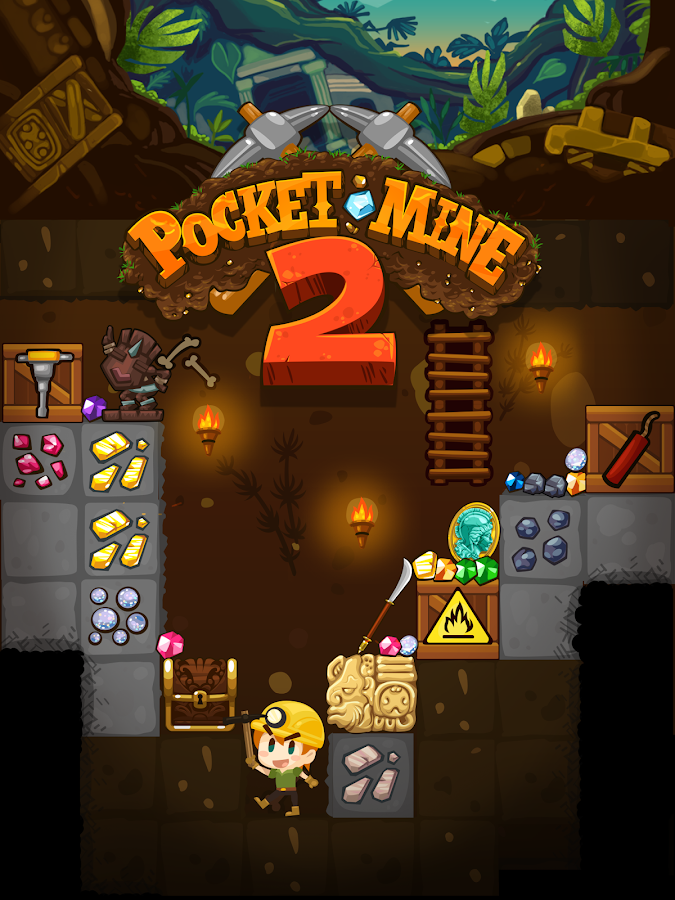 Pocket Mine 2 Screenshot 6