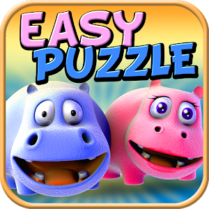 Easy Puzzle - Hippo Holidays