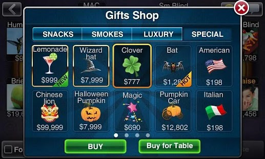 Texas HoldEm Poker Deluxe APK for Bluestacks