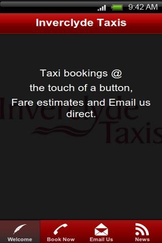 Inverclyde Taxis