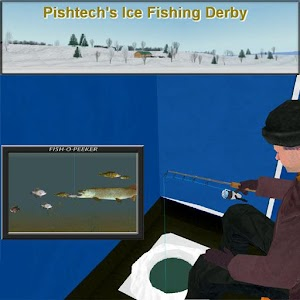 Ice fishing derby android apps on google play for Ice fishing apps