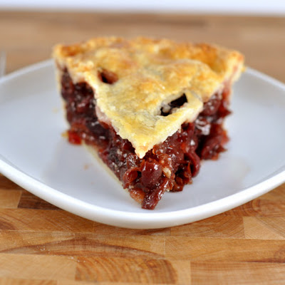 Sweet Cherry Pie and Pie Crust Tutorial
