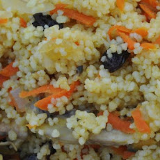 Algerian Vegetable Couscous