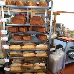 Absolutely amazing breads!!!! Amazing everything!!