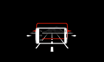 Screenshot of AutoKam - track recorder