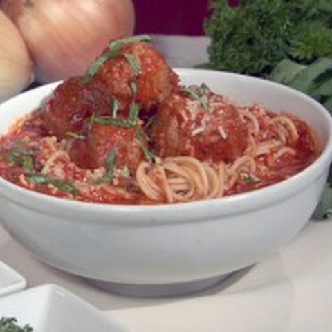 Grandma Maronis Meatballs 100 Year Old