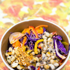 Empowered Thai Peanut Salad