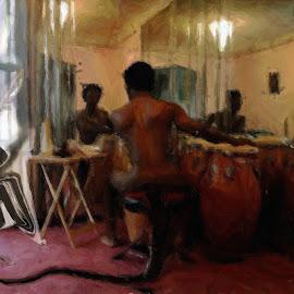 Calling The Dragon by Jabiya Dragonsun Sr. - Nudes & Boudoir Artistic Nude