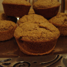 Super Yummy Low Fat Bran Muffins