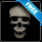 Zombie skull free lwp icon