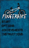 Screenshot of Fingerbike: BMX