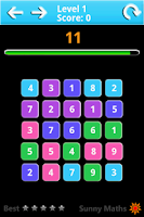 Screenshot of Sunny Maths