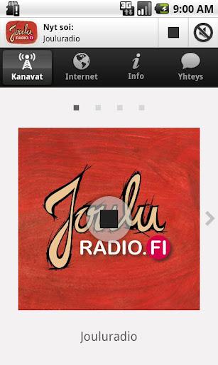 【免費音樂App】Jouluradio-APP點子